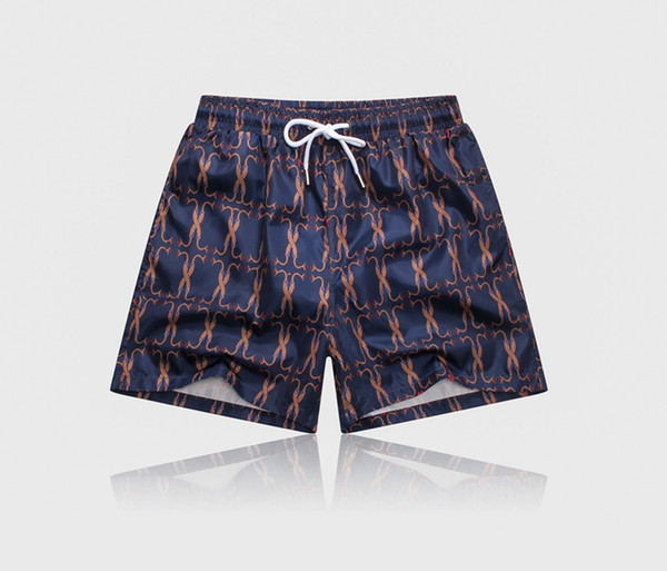 top popular New Summer Men's Monster Shorts Cotton Camo Causal Shorts Men Beach Shorts Monster Skateboard Short Pants Loose Streetwear 2019