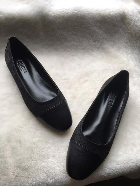 Kalite 2019 Marka Ayakkabı Kadın Ofis Bayanlar Düşük Topuk Siyah Takozlar Rahat Topuklu Resmi Iş Anne Bayanlar Pompaları