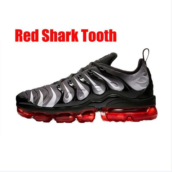 Red Shark Tooth