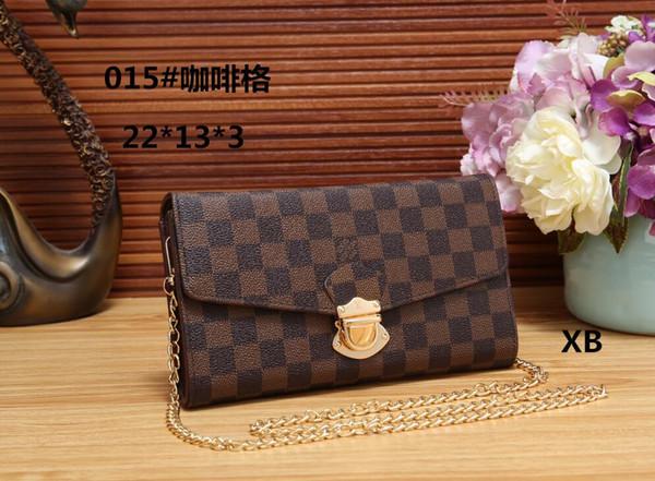 2019 Design Women's Handbag Ladies Totes Clutch Bag High Quality Classic Shoulder Bags Fashion Leather Hand Bags Mixed order handbags GGG271
