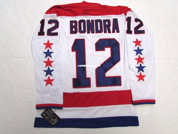 pretty nice cbfc9 faded Cheap Custom PETER BONDRA WASHINGTON CAPITALS 2011 WINTER CLASSIC JERSEY  Stitch Add Any Number Any Name Mens Hockey Jersey XS 6XL UK 2019 From ...