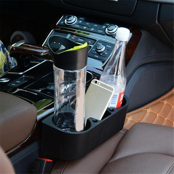 best selling Vehicle 2 Cup Holder Drink Beverage Seat wedge Car Auto Truck Universal Mount Car Styling