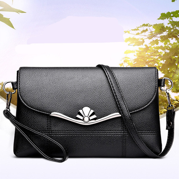 Women's wallet Messenger bag clutch European and American women's small square ladies new trend shoulder bag