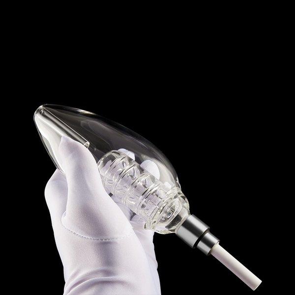 Очистить с керамическим гвоздем