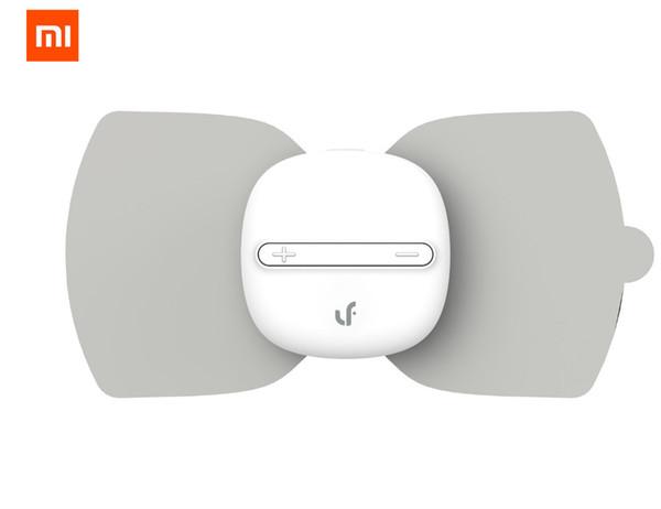 [HOT] (versão Internationl) Xiaomi LF Full Body Relax Terapia Muscular Massageador, Magic Touch massagem Adesivos de casa Inteligente Kumamon