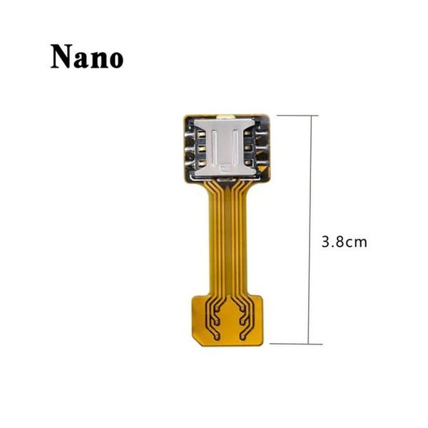 3.8cm Nano to nano