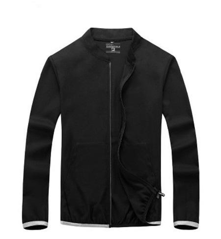 Designer Großhandel Herren Damen Designer Windjacke Frühling Herbst Reißverschluss Hoodies Mode Sport Jacken Gym Lauf Mäntel Größe M-3XL B100138Q