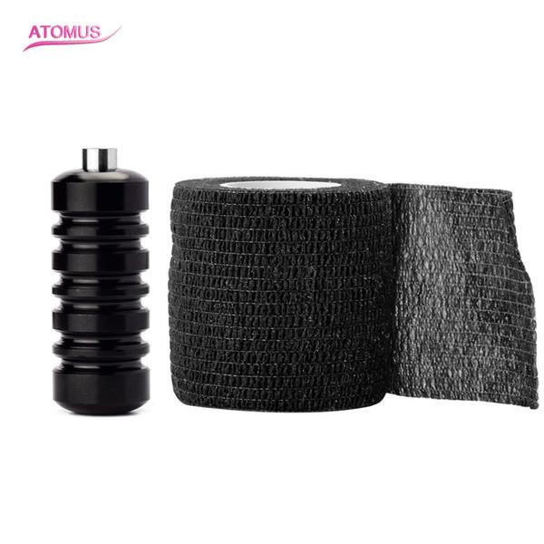 Bandagem Tattoo Professional Aluminium Alloy Tattoo Grip Supply Tube Tools Kit For Body Art Accesorios Para Tatuar