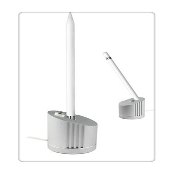 Exquisite Desktop Apple Pencil Stand Charger Charging Docking Station Applicable for iPhone 7 High Quality With The Cap Slot