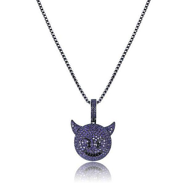 purple devil+box chain