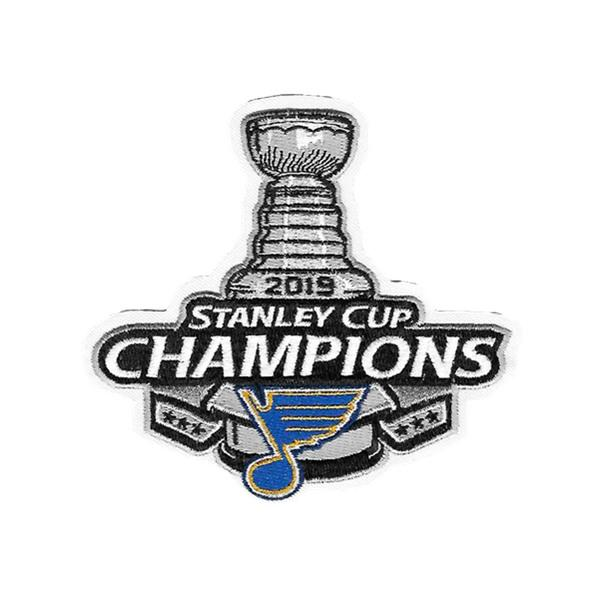 2019 Stanley Champions Patch