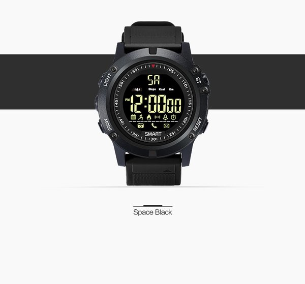 EX17 Sport Smart Watch 50 Meters Professional IP 68 Waterproof Call SMS Messages Remind Pedometer Bluetooth Smartwatch