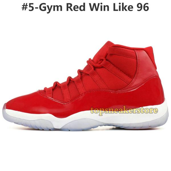 # 5-Gym Red Like 96 Kazandı