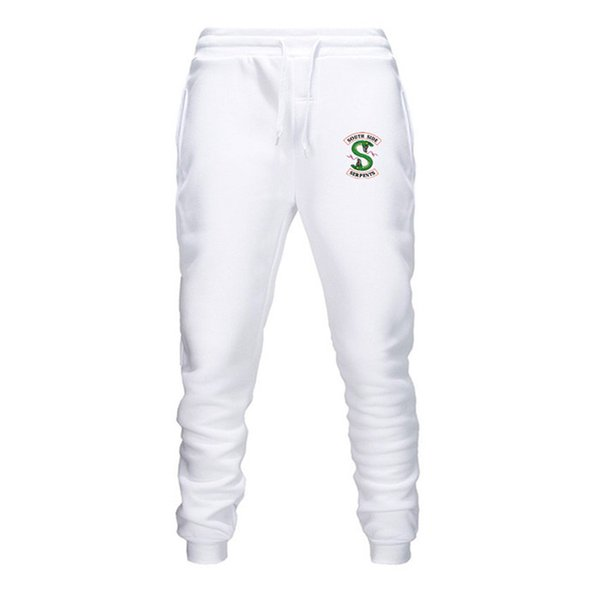 New Riverdale Sweatpants Women Casual Sports Pants Cotton Men and Women Trousers Women Sweat Pants Size S-3XL