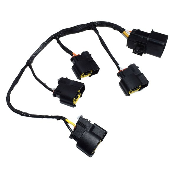 2019 27350 2B000 Ignition Coil Cable Plug Wire Harness For Kia Rio on kia sportage wiring harness, kia spectra serpentine belt, kia spectra water pump, kia spectra o2 sensor, kia spectra fuel pressure regulator, kia radio wiring harness, kia spectra repair manual, kia sorento wiring harness, kia spectra wiring connectors, kia spectra fuel tank, kia spectra fuel line, kia spectra exhaust system, kia spectra tire pressure sensor, kia spectra timing belt, kia spectra fuse box, kia spectra neutral safety switch, kia spectra oil filter, kia spectra timing chain, kia spectra fuel rail, kia spectra drive shaft,