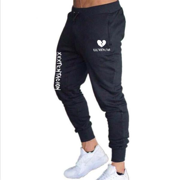 New Men Joggers Brand Men trousers Casual Pants Sweatpants Gyms Muscle Cotton Fitness Workout Bundle Pants Elastic
