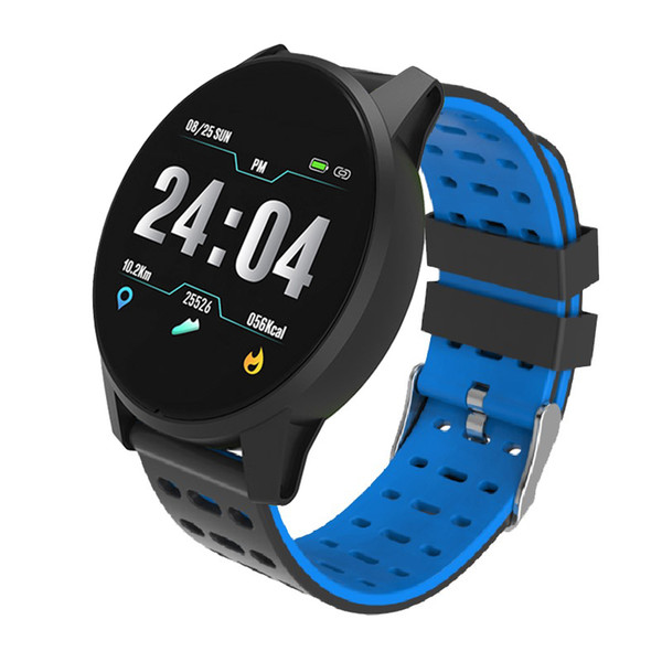 New Digital Smart Watch Men Women 2019 Pedometer Record Activity Fitness tracker Heart Rate Monitor Smartwatch for Android ios