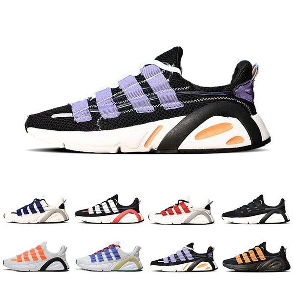 Lxcon 600 Running Shoes Kanye West Sneaker GORE-TEX For Couple Black Orange Fluorescent Green Grey Trainers Outdoor Trainner