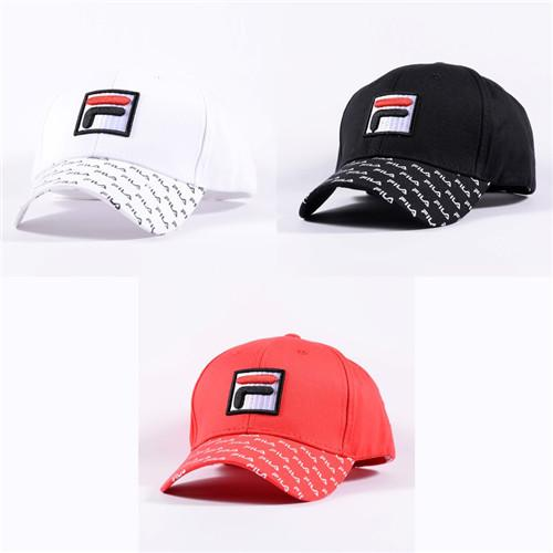 2019 Fashion Letters Embroidered Baseball Caps Outdoor Sports Men And Women Stretch Breathable Sun Hats