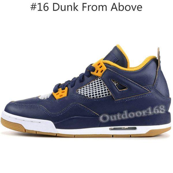 # 16 Dunk d'en haut