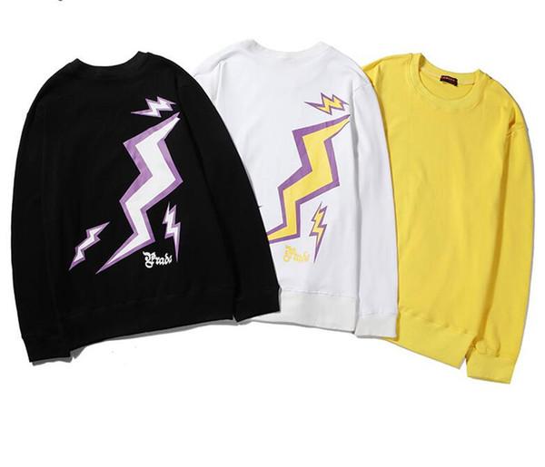 Yeni varış kadın erkek polar moda ceketler Tişörtü Yuvarlak boyun kazak unisex sıcak rahat ceket 42265
