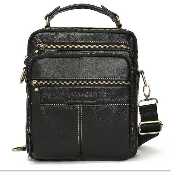 Genuine leather Designer Handbags high quality Luxury Wallet Famous handbag for men bag Fashion waist Shoulder Bags new style, free shipping