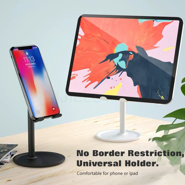 Universal Anti-Slip Porte-tablette bureau silicone tout smartphone pour socle de téléphone huawei ipad Xiaomi Anti-Slip attente Bureau silicone Tablet
