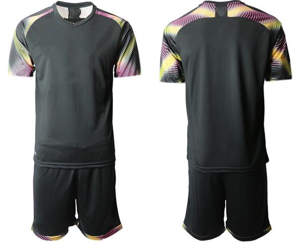 Marseille goalkeeper black