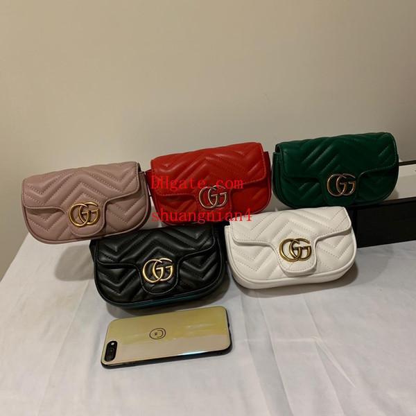 Hot Sale Women bag Mini Metropolis Bag Ladies Leather Women Messenger Bags Chain Handbags Famous Brands Small Crossbody Bags C-C1