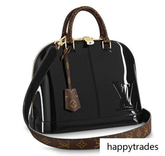 Alma Pm M54395 New Women Fashion Shows Shoulder Bags Totes Handbags Top Handles Cross Body Messenger Bags