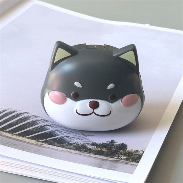 Cute shiba inu Contact lens case Net Red contact lens case travel glasses as gift care box .com Online shopping.We offer the best wholesale price, quality guarantee, professional e-business service and fast shipping . You will be satisfied with the shopping experience in our store. Look for long term businss with you.