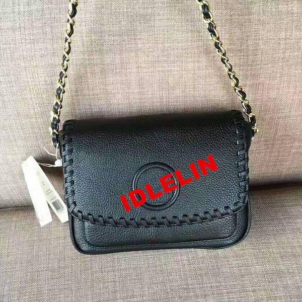 Yeni gelmesi Moda Vintage Çanta Kadın çanta Çanta Tasarımcısı Kadınlar için PU Deri Zincir Çanta Crossbody drop shipping