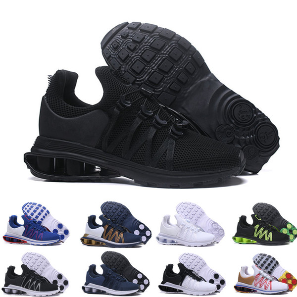 le dernier c466d 8cac7 2019 New Trainer Runners Gravity Shox 908 Triple White Black Oreo Mens  Sports Shoes,Breathable Training Sneakers,Gravity Footwear Men Basketball  Shoes ...
