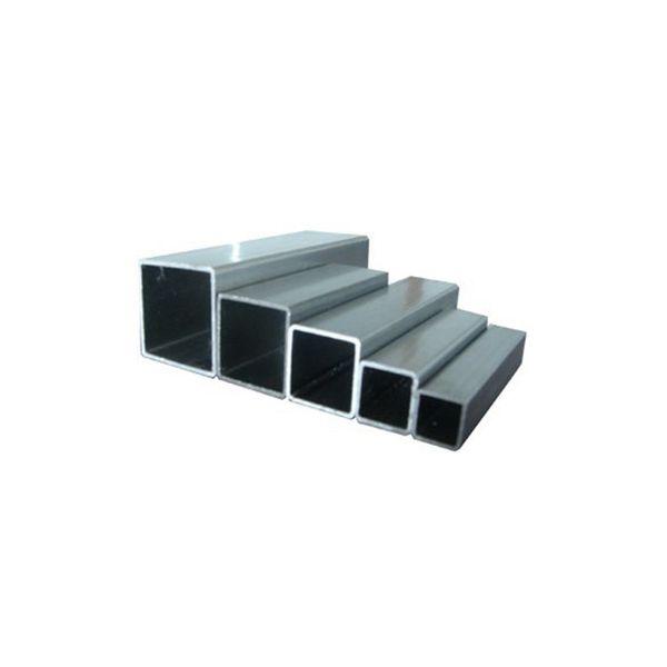 top popular ASTMB338 Gr2 seamless titanium rectangular square tube Reasonable price titanium square tube for titanium bicycle frame 2021