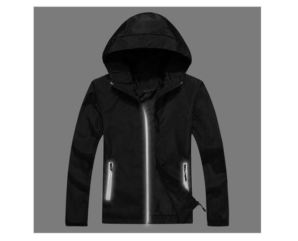 2020 Nuova primavera e autunno nuova giacca da uomo con cappuccio allentata versione han dell'esclusiva gioventù maschile di Dunhuang