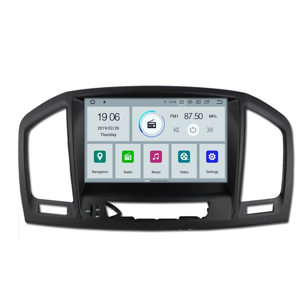 """COIKA 8"""" Quad Core Android 9.0 System Auto Car DVD For Opel Insignia Vauxhal Chevrolet Vectra Buick Regal With 2G+16G BT GPS Navi Radio"""