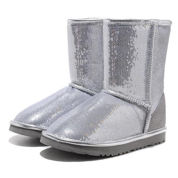 2020 New WGG Australie classique neige pantoufles en coton Bottes femme pas cher bottes d'hiver mode rabais chaussures Bottines beaucoup de taille de couleur 5-10