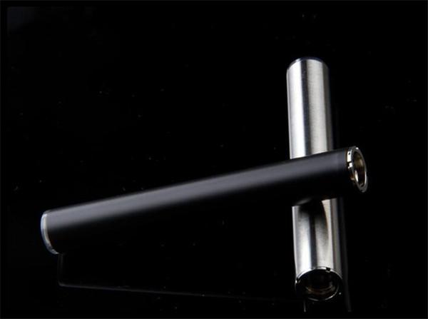 batería abierta botón de rosca 510 menos M3 vape pluma batería sin diseño de botón Luz LED inferior para cartuchos de bobina de cerámica TH2 / M6T