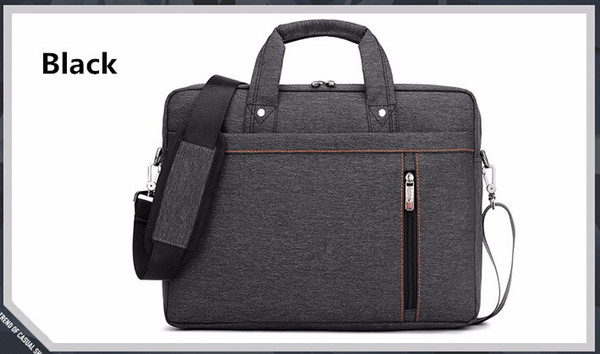 Laptop bag 17.3 17 15 14 13 inch Shockproof airbag waterproof computer bag men and women luxury thick Notebook new