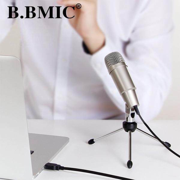 Story2019 Capacitance Meeting Usb Mai Maître Semer Yy Voix Ordinateur Évitez de conduire Prêtez à brancher Desktop Microphone à semis direct