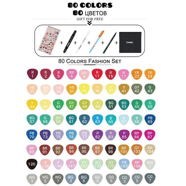 80 Цвет Одежда