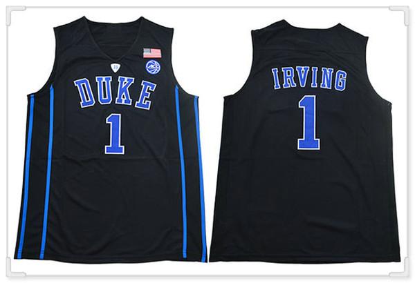 Duke Blue Devils # 1 Irving -black