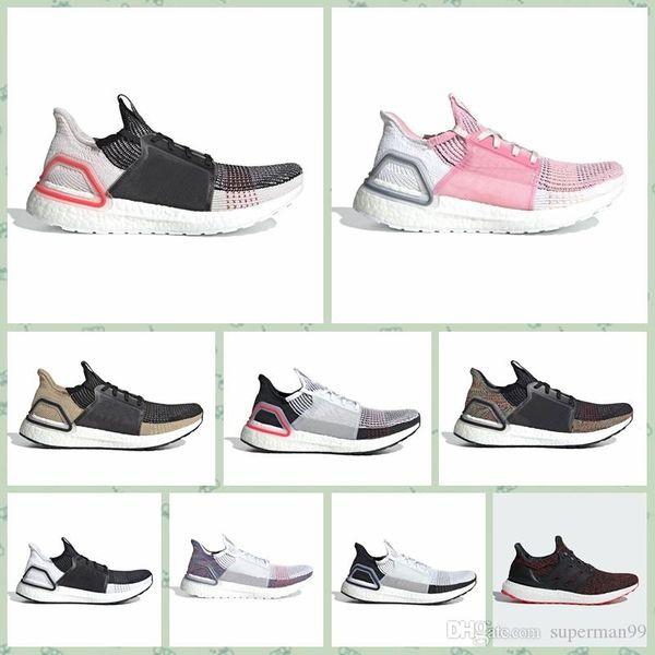 AUA19A 2019 Hot new Ultra 5.0 Men Women Running Shoes 19 Ultra Laser Red Oreo Black Best New Sport Sneaker shoes size36-45