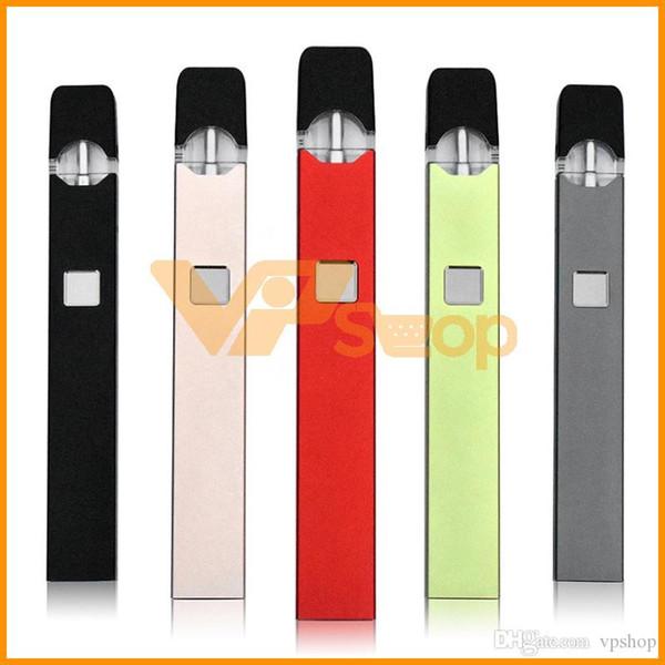 Authentic Mjtech OLAX V3 Kit Portable Pod 250mAh Preheat Variable Voltage Vape Starter Kit with 0.5ml 0.7ml Cartridge Vaporizer Pen Kit
