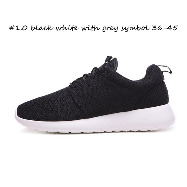 #1.0 black white with grey symbol 36-45