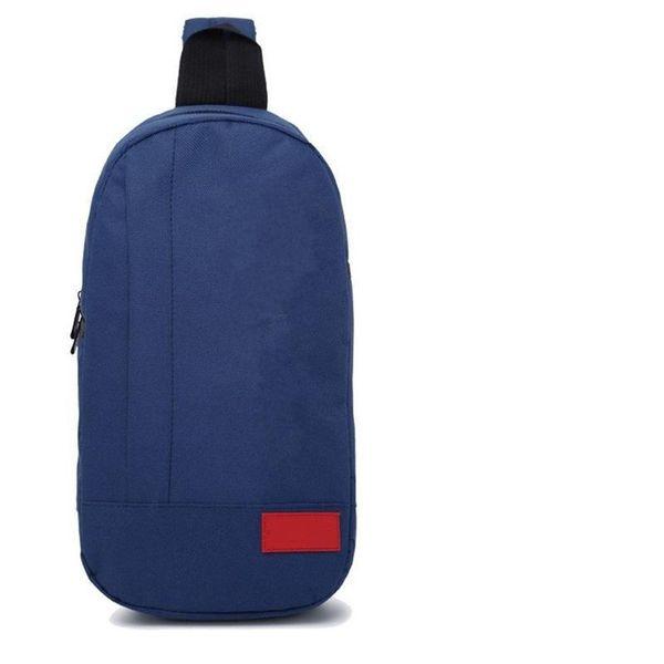 Camouflage Chest Pack Sup Brand Waist Packs Men Women Sports Oblique Span Bag Canvas Durable Blue Yellow 15yj C1