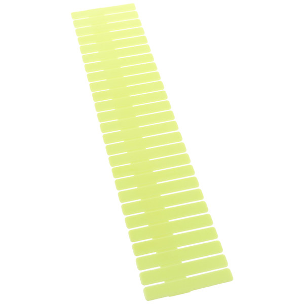 top popular 4 Pieces Drawer Clapboard Plastic Partition Closet Divider Cabinet Organizer Storage 2021