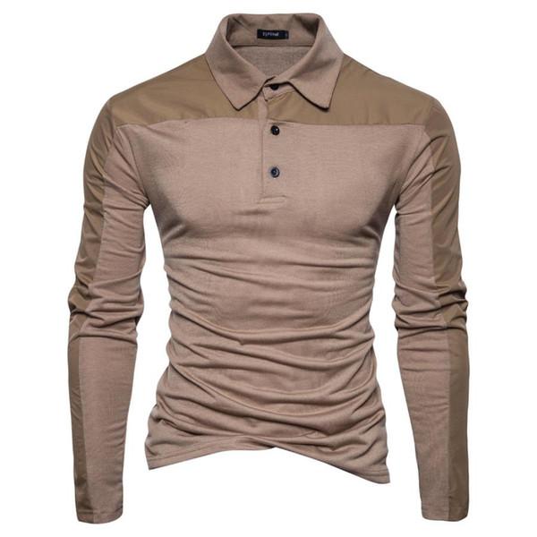 2020 luxury fashion mens designer polo shirts Men High quality Polo shirt T shirts Man Lapel Long sleeves Men's Clothing hot sale F153 111111111111222222111111111111222222222211111111111122222222222222
