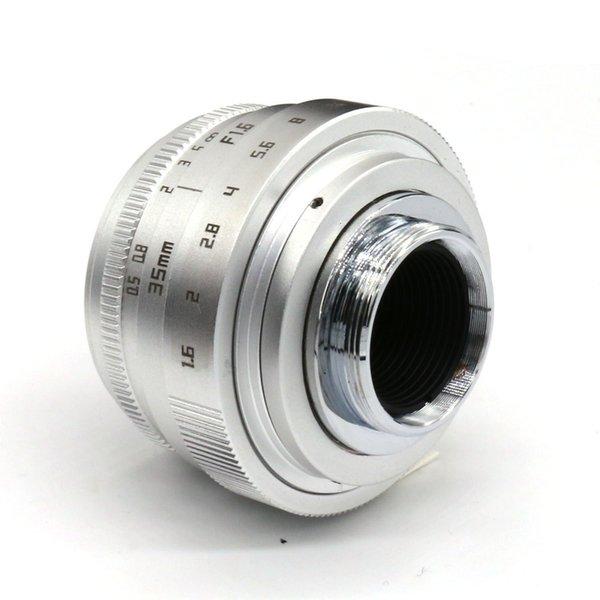 C-NEX C-Mount Cine CCTV Lens to NEX Sony E Mount Adapter Ring UK Stock