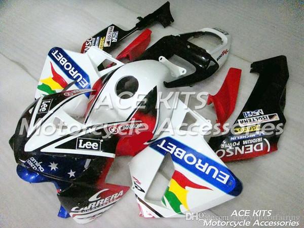 ACE KITS Carenatura moto Per HONDA CBR600RR F5 2005-2006 Iniezione o Compressione Carrozzeria Tutti i tipi di colore NO.3425